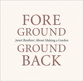 About Making a Garden book cover link